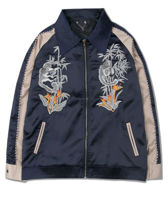 Japanese embroidered souviner jacket