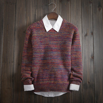 Japanese Knitted Winter Jumper