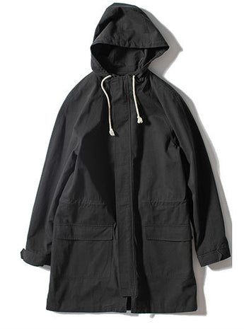 Japanese Male Hooded Parka