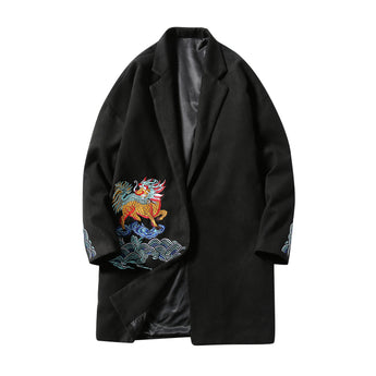 Chinese Embroidered Coat