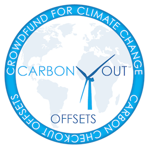 Carbon Contribution - Oeuvre by Qamrosh
