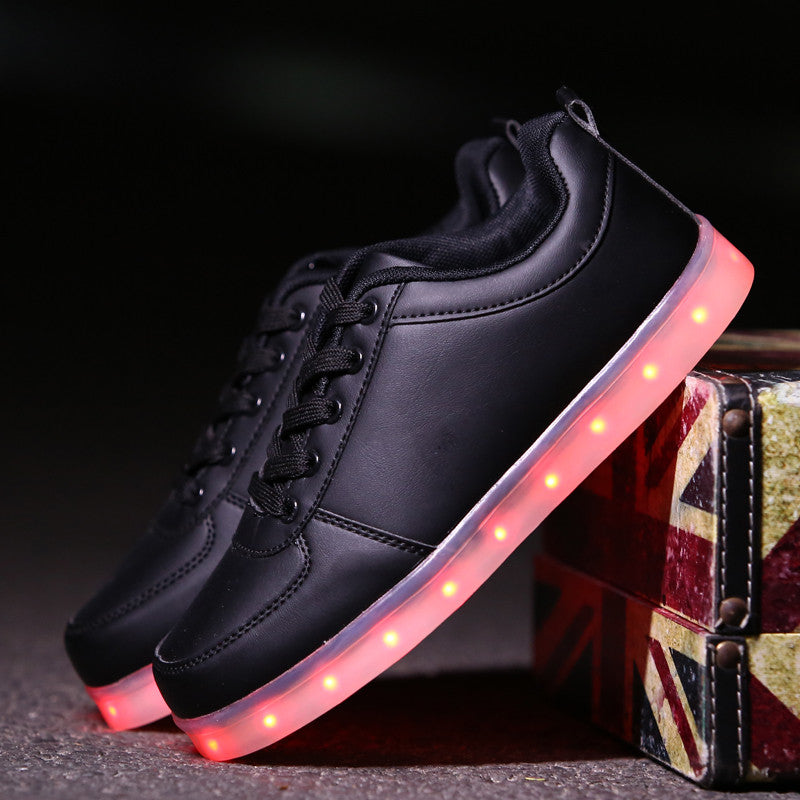 LED Party Shoes - Oeuvre by Qamrosh
