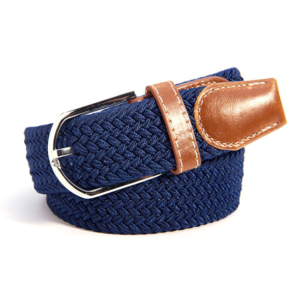 Canvas Belt - Oeuvre by Qamrosh