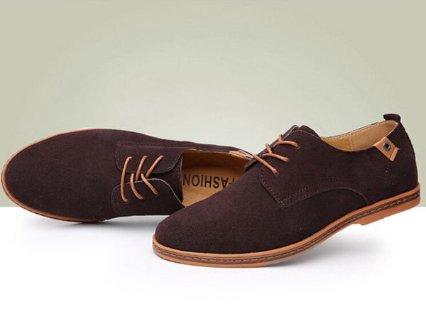 Suede Genuine Leather - Oeuvre by Qamrosh