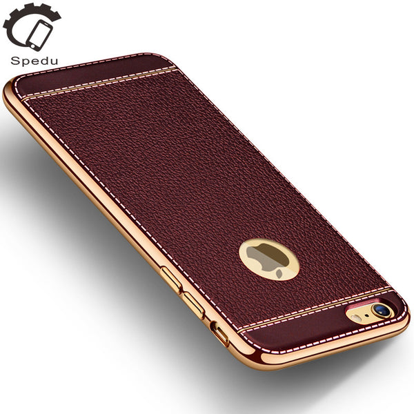 Luxury Plating Phone Cover - Oeuvre by Qamrosh