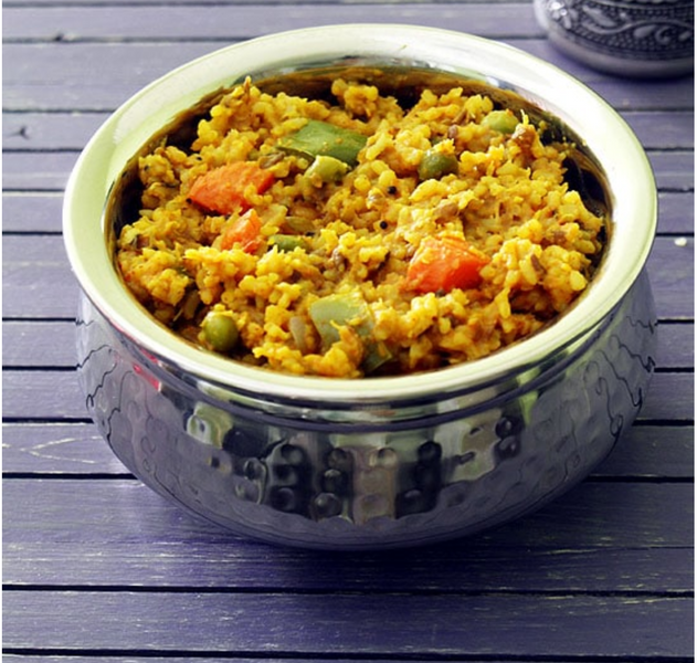 Ayurvedic Recipes - Khichdi for Balance and Wellbeing
