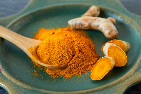 Ground & Fresh Turmeric