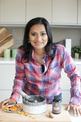Komal George Amala Pure Health Gallinée Interview