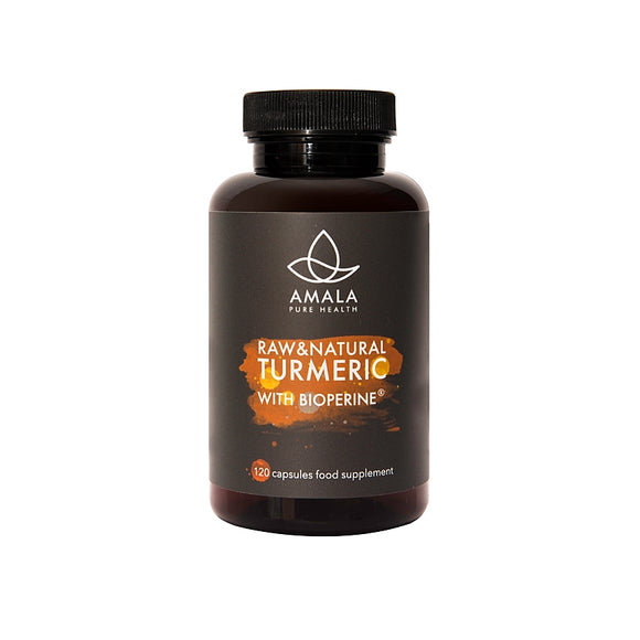 100% Pure Root Turmeric with BioPerine (2 Month Supply)