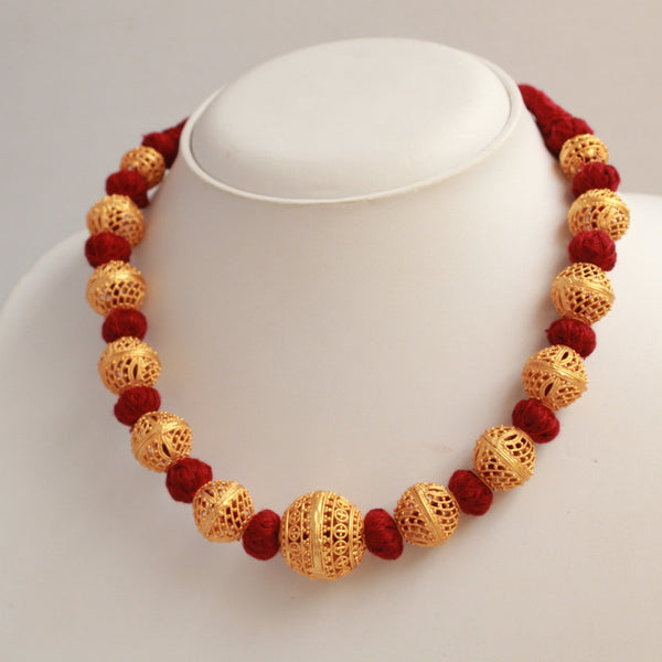 Beads Handcrafted Necklace