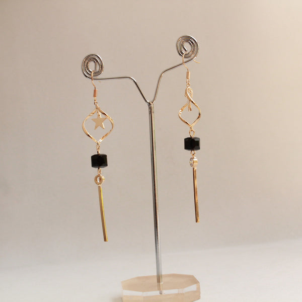 Designer Long earring