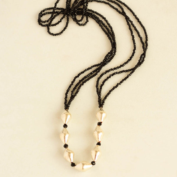 Dholaki Beads Long Mangalsutra