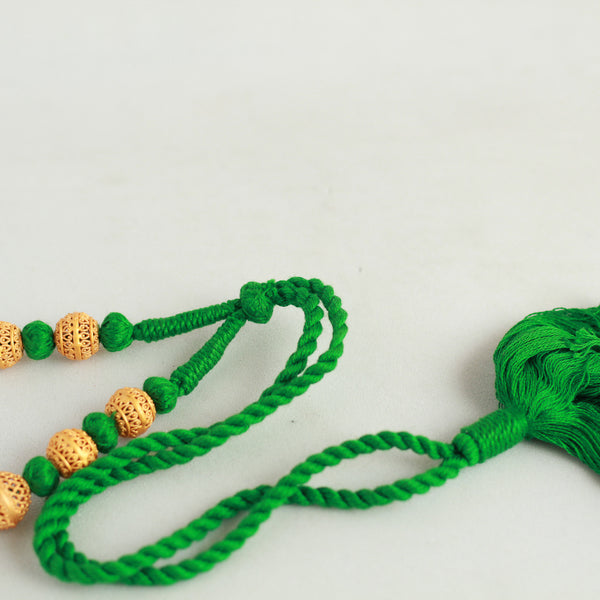 beads-handcrafted-green-necklace