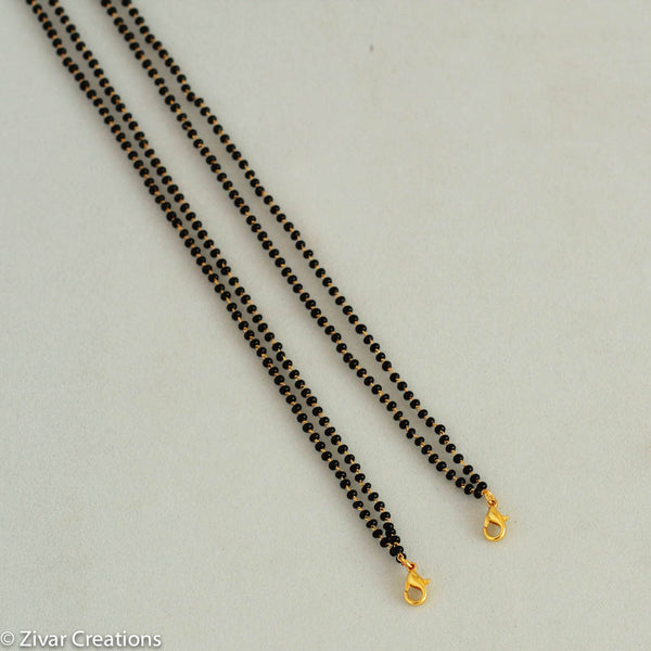 Mangalsutra Chain With Changeable Lock