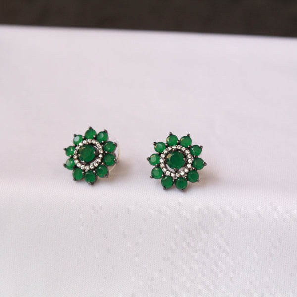 Emerald Oxidised Finish tops