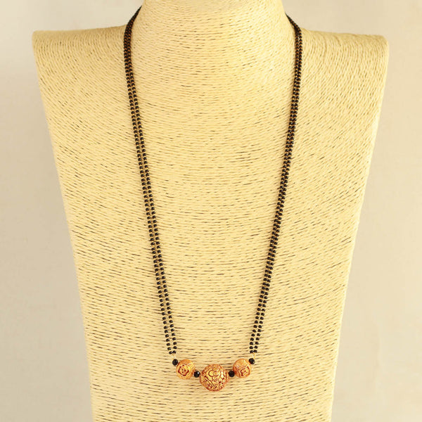 Geru Polish Long Mangalsutra