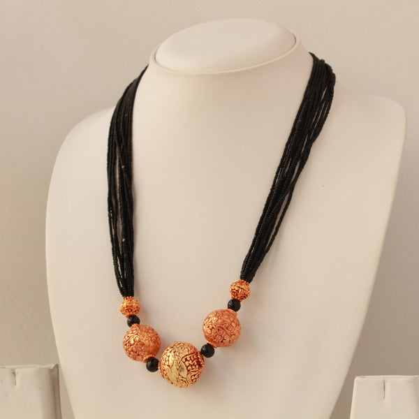 Long Handcrafted Mangalsutra