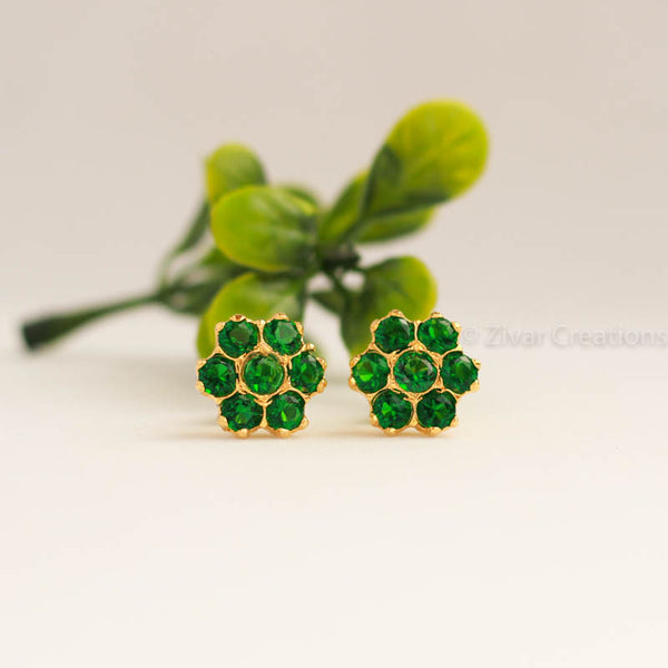 Green Kudi Earring
