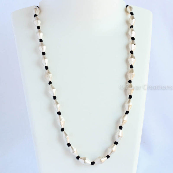 Dholki Beads (Imitation) Necklace