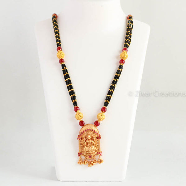 Laxmi Fancy Long Mangalsutra