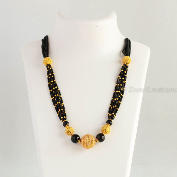 Short Fancy Mangalsutra