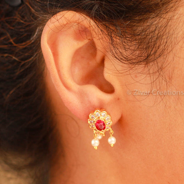 Traditional Earring, Marathi Jewellery