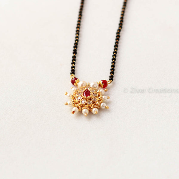 Small Traditional Designer Mangalsutra