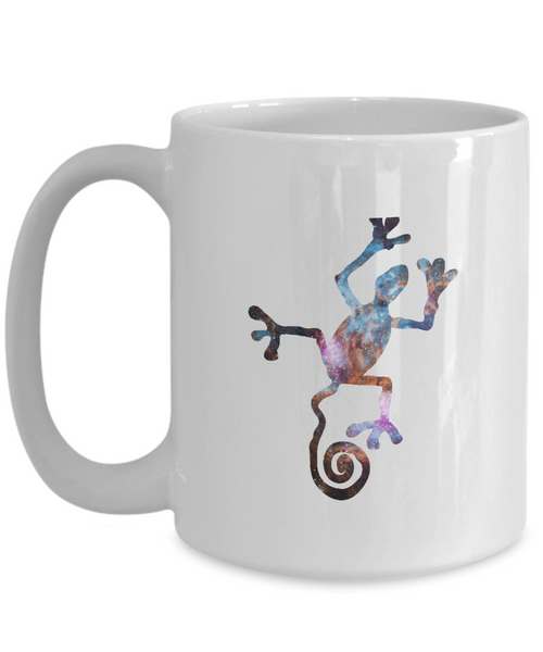 Space Lizard Coffee or Tea Mug