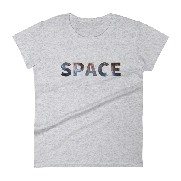 Space T-Shirt Women's - Space