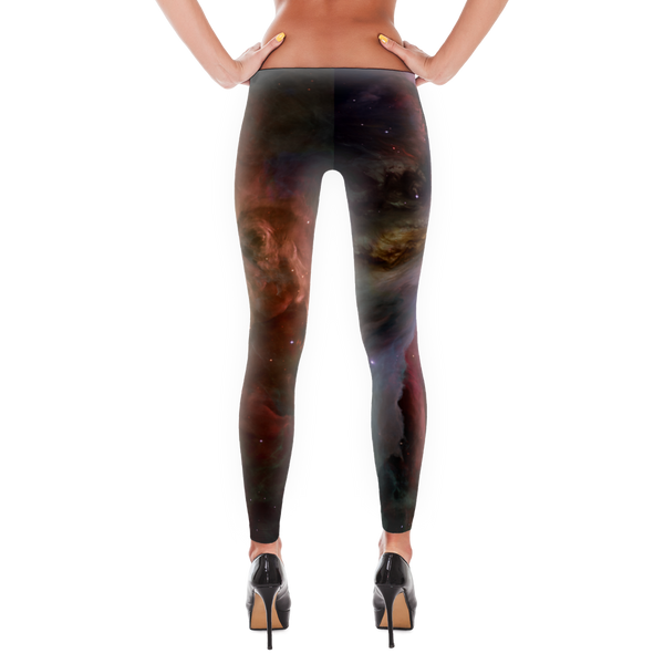 Space Women's Leggings - Orion Nebula