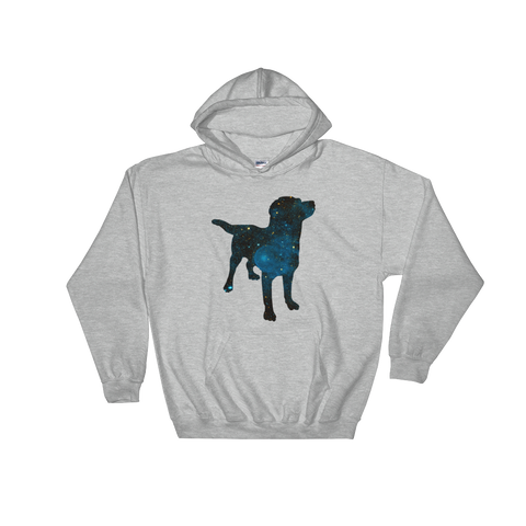 Space Hoodie Men's - Man's Best Friend