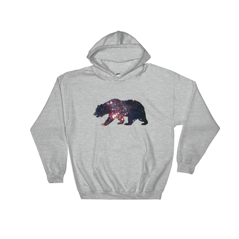 Space Hoodie Men's - Bear