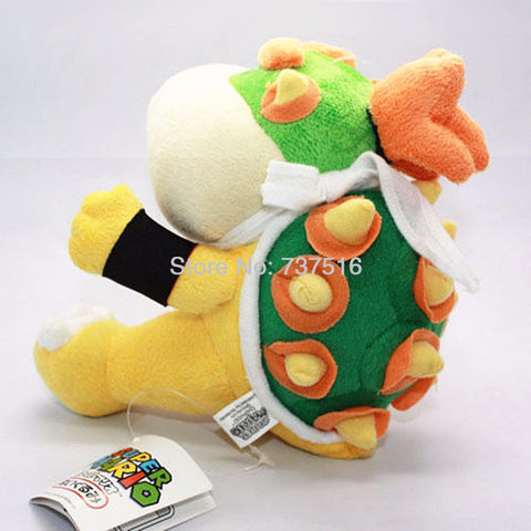 Super Mario Brothers Bowser Jr. Plush