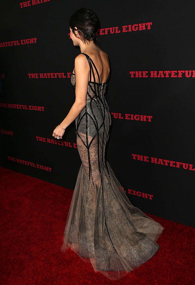 "Jenna Dewan Tatum – "" The Hateful Eight"" Premiere in Los Angeles"