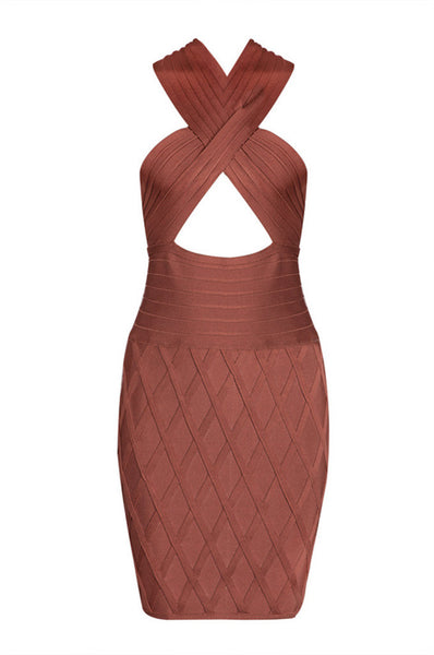 Of what is out bodycon dress a made sale for summer