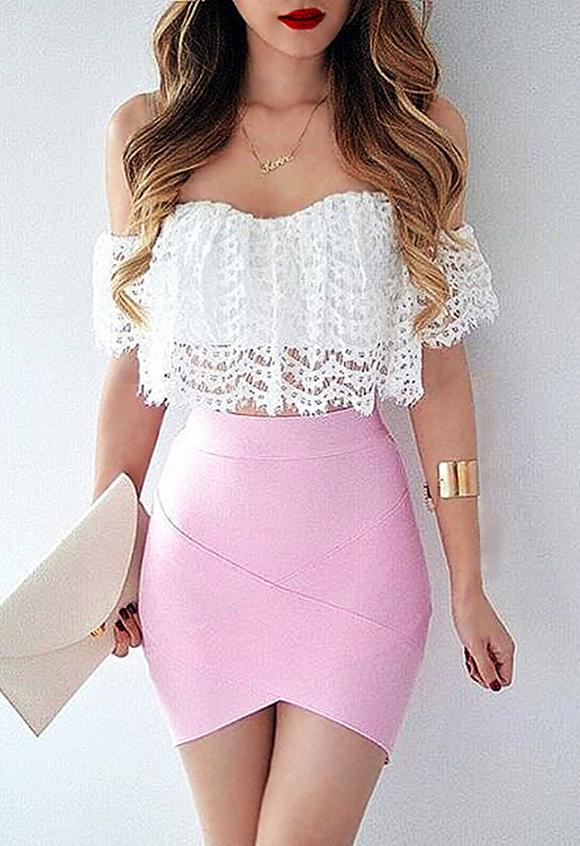 Summer Sexy Slim Pencil Bodycon Skirts - CHICIDA
