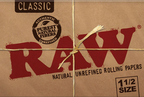 RAW CLASSIC PAPERS 1 1/2 - Theheadquarters.com.au