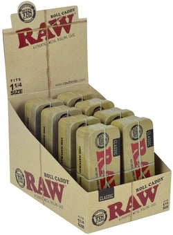 RAW CONE CADDY TIN 1 1/4 - Theheadquarters.com.au