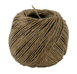 RAW HEMP WICK BALL 250 - Theheadquarters.com.au