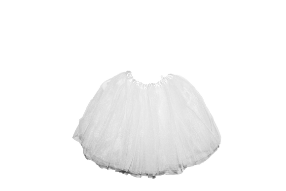 White Tutu Baby Child - Dream Lily Designs