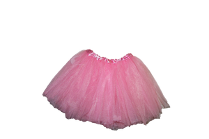 Bubblegum Pink Tutu Baby Child - Dream Lily Designs