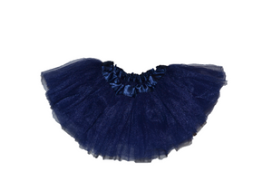 Navy Blue Tutu Baby Child - Dream Lily Designs