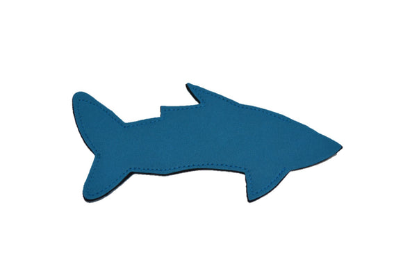 Shark Popsicle Holder - Blue - Dream Lily Designs