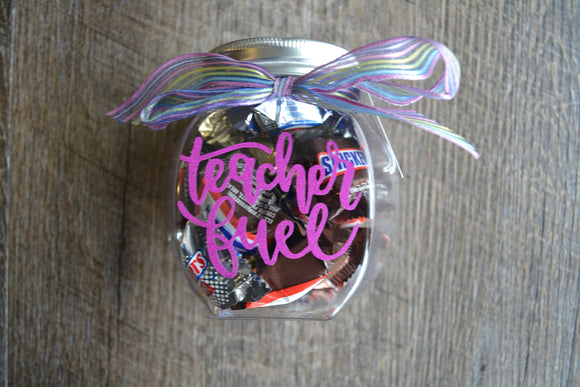 Candy Filled Small Jar Gift Set - Dream Lily Designs