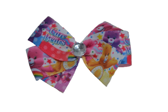 Care Bears Bow (Misc Characters) - Dream Lily Designs