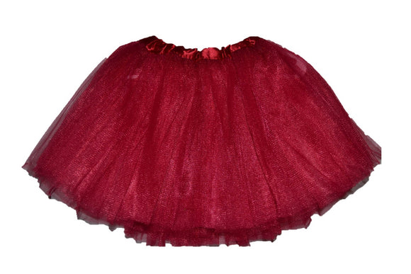 Maroon Child Tutu Child