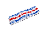 "Red, White, and Blue 1.5"" Crochet Headband - Dream Lily Designs"