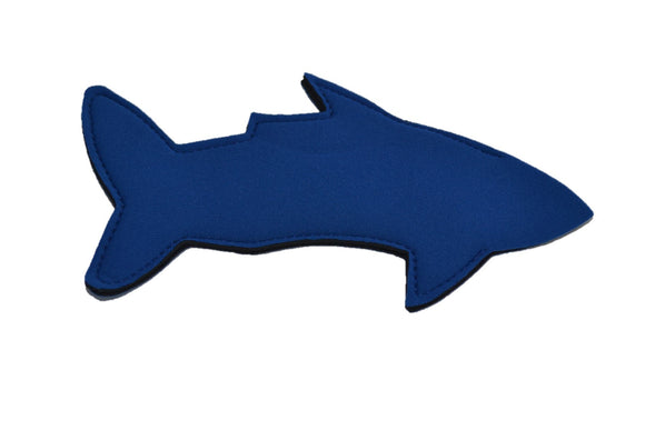 Shark Popsicle Holder - Dark Blue - Dream Lily Designs