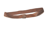 "Brown .5"" Inch Elastic Headbands - Dream Lily Designs"