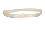 "Tan .5"" Inch Elastic Headbands - Dream Lily Designs"